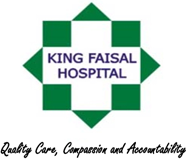 King Faisal hospital logo